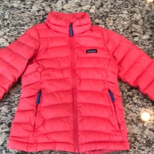Girls 7/8 Patagonia coat